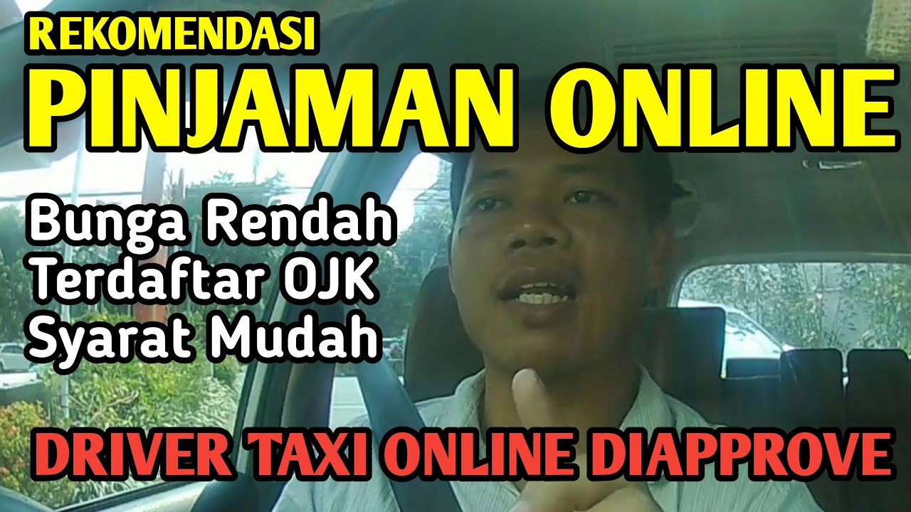 Pinjaman Online Bunga Rendah - YouTube