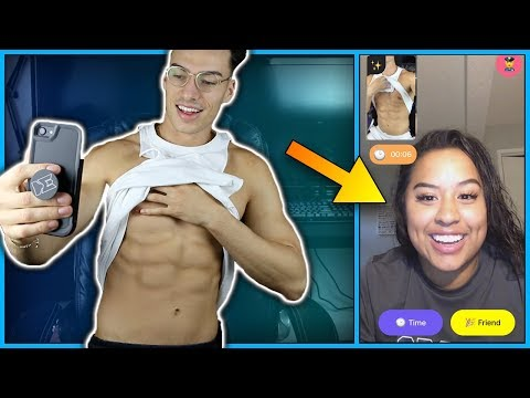 Asking Girls To Rate My Abs 1-10 | Monkey App Challenge