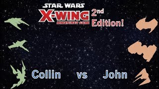 X-wing 2.0 Casual Match