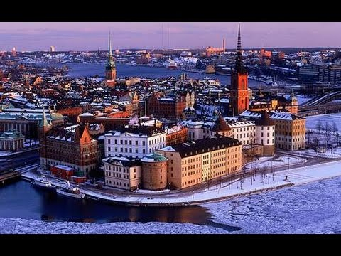 Winter in Stockholm,Sweden - Kungsholmen