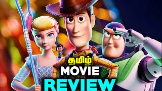 Toy Story 4 Movie Review in Tamil