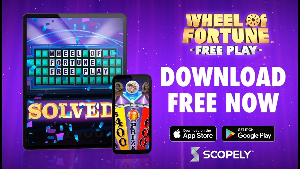 Play Wheel Of Fortune On Line For Free