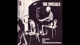 """The Specials - Ghost Town [12"""" Single Edition] [Ghost Town single 1..."""