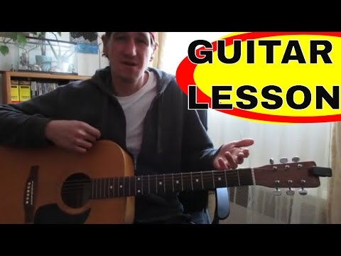 How To Play 'Oh Lord' NF On Guitar- Easy Acoustic Tutorial