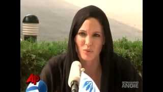 A Must aWatch: Angelina Jolie conference talking about Islam and their book