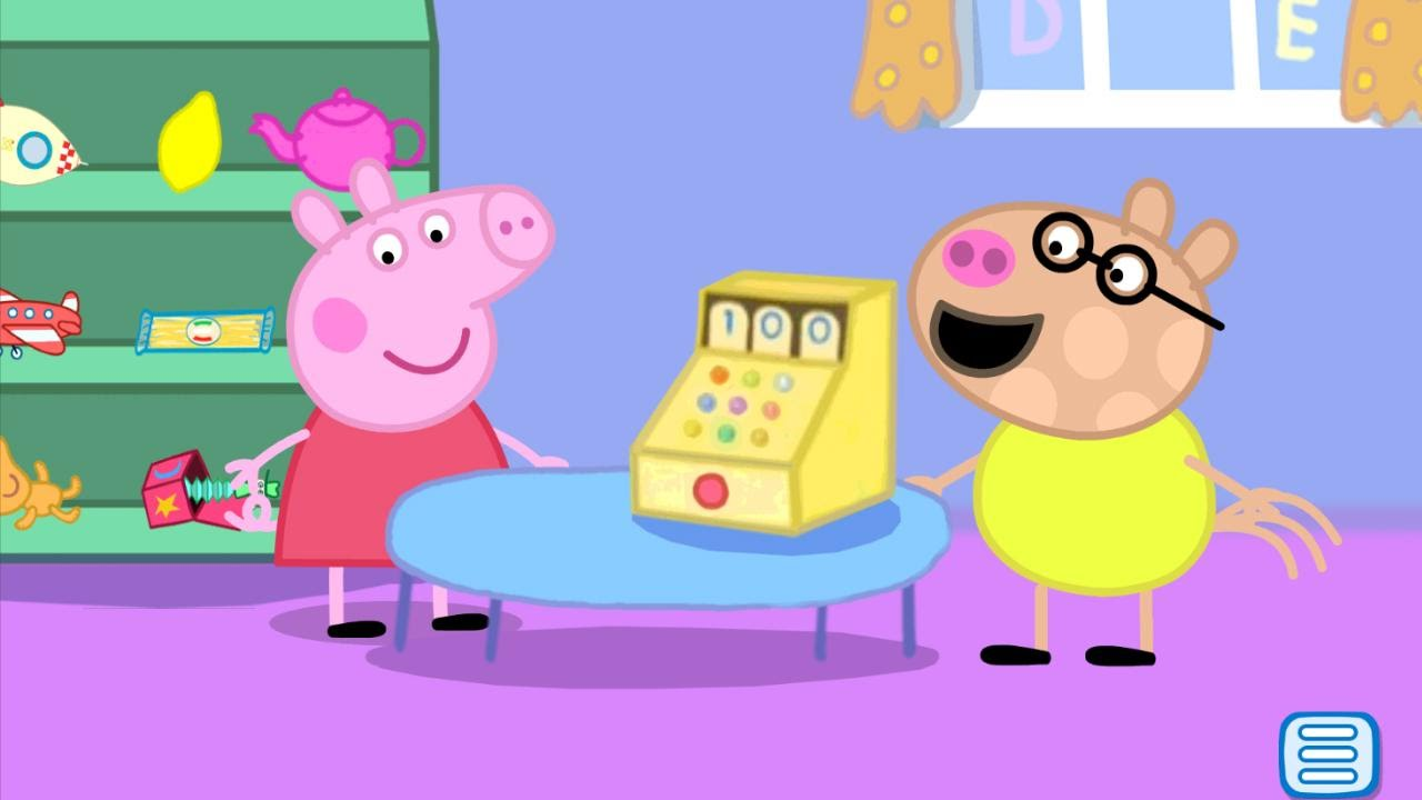 Peppa Pig's Baby Shop Part 1