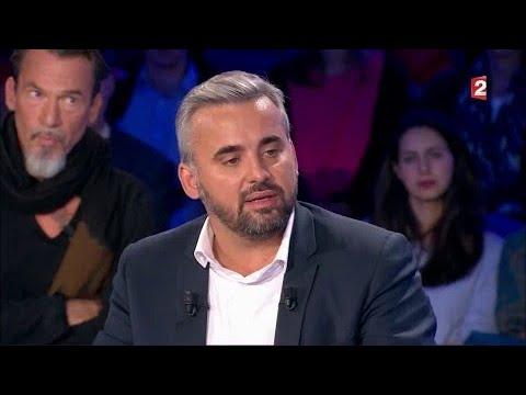 Alexis Corbière  On n'est pas couché 16 septembre 2017 ONPC