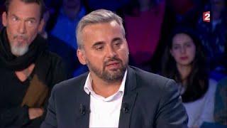 Alexis Corbière - On n'est pas couché 16 septembre 2017 #ONPC