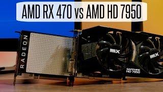 amd rx 470 vs hd7950 uporedni test pcstv