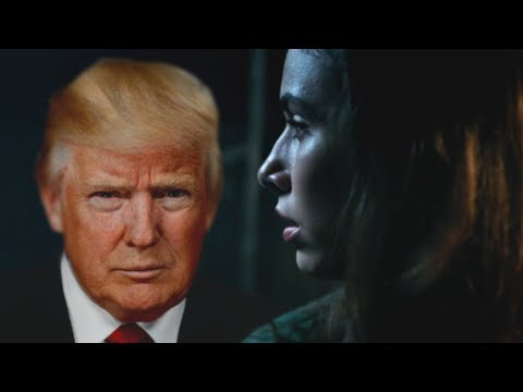 Donald Trump stars in a Scary Movie