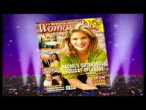 Womans Day promo 1997