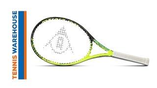 Dunlop Force 100 Tour Racquet Review