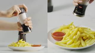 Accent Mess-Free Salt and Pepper Grinder Set video