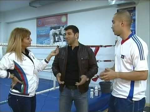 """Reality-show """"Azerbaijan Fight Club"""". Part # 4"""