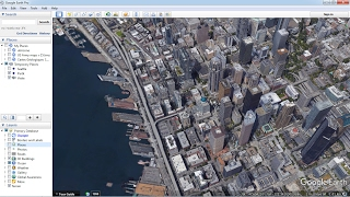 How to make video on Google earth pro