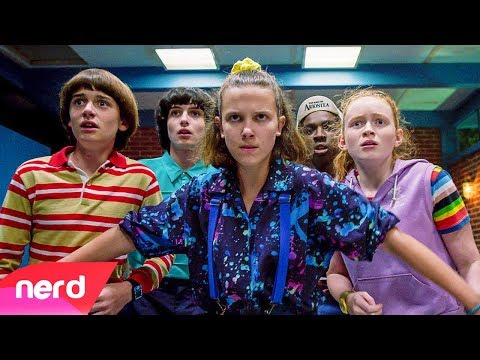 Stranger Things 3 Song  The Upside Down  NerdOut
