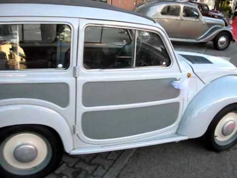 Cagliari auto epoca fiat 500 c belvedere in vendita for 3 box auto in vendita
