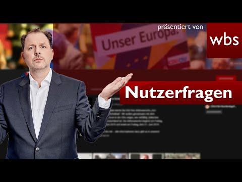 Ist der CDU-YouTube-Kanal illegal? | Nutzerfragen Rechtsanwalt Christian Solmecke