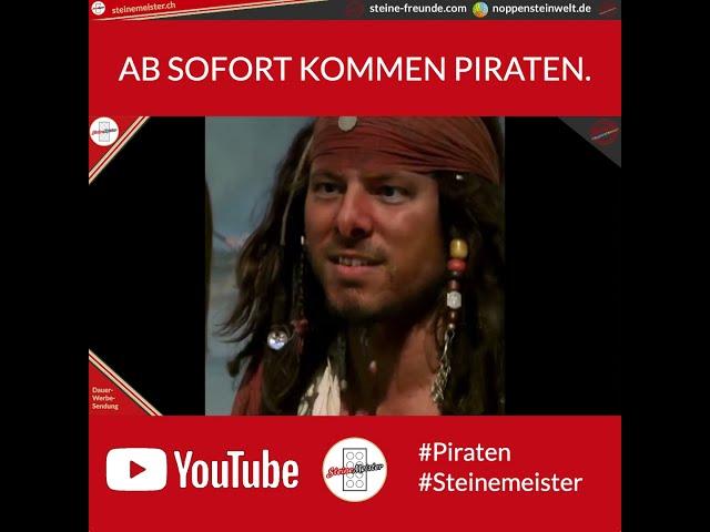 Ab sofort kommen bei mir Klemmbausteine Piraten inkl. Geschichte, Reviews und einem MOC inkl. Tipps.