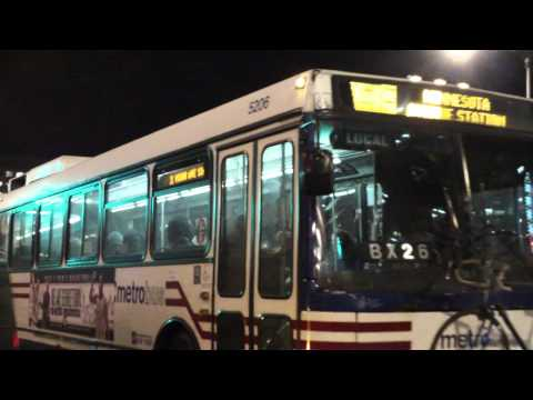 WMATA (Metrobus) - American Ikarus Model 436 Articulated #5206