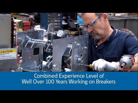 Switchgear Modernization Power Breaker Reconditioning Center