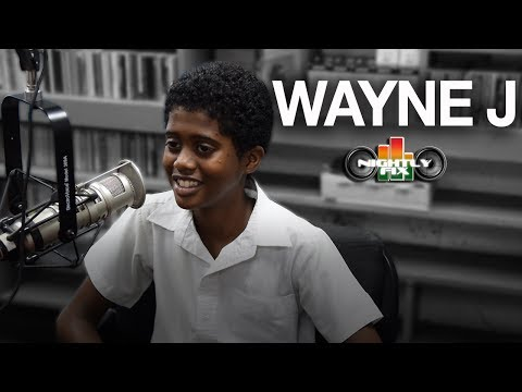 Wayne J discusses musical growth and being an ambassador for climate change