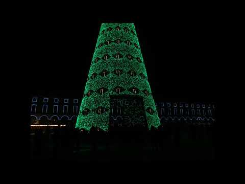 Lisbon trending Christmas and History in one spot with LGv20 smartphone