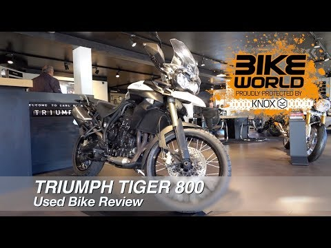 Used Bike Review (Triumph Tiger 800)