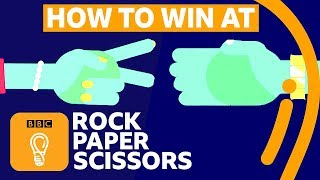 How to win at rock-paper-scissors with 3 simple strategies | BBC Ideas