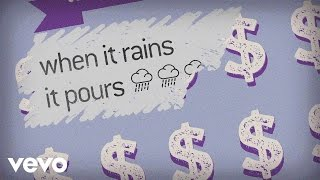 Luke Combs - When It Rains It Pours (Lyric Video)