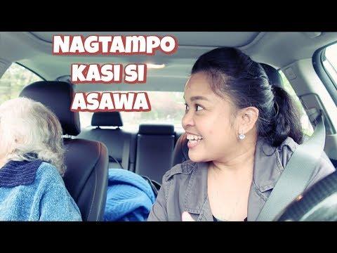 Nag-TAMPO sa kapatid nya ( Fil-Am Vlog )