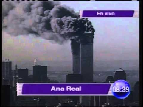 AZT Mexico City News on 9/11/2001, 9:30 - 11:30am