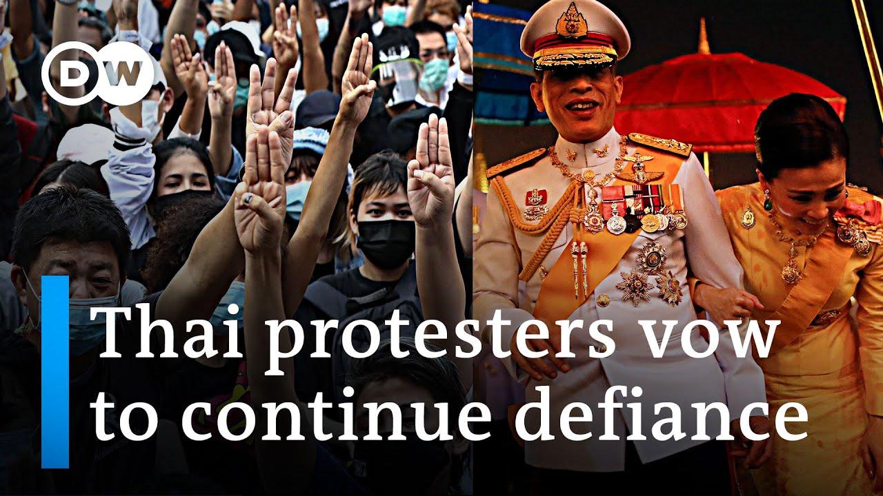 Download Democratic change in Thailand? | DW News