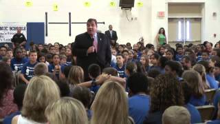 Gov. Chris Christie: The Mets stink and I
