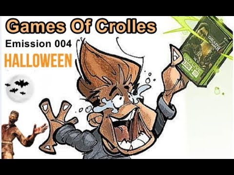 Games Of Crolles - Spéciale Halloween - Emission 004 - Radio Gresivaudan