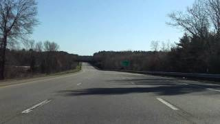 Interstate 290 (Exits 23 to 26) eastbound