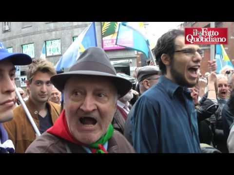 25 aprile, a Milano tornano proteste anti-sioniste