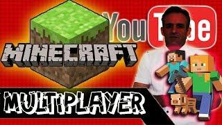 Minecraft Server List Giriş Şimdi Multiplayer Oynun Zamanı