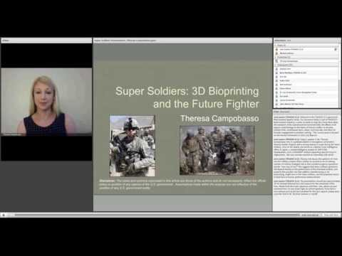 TRADOC Mad Scientist Webinar - Super Soldiers