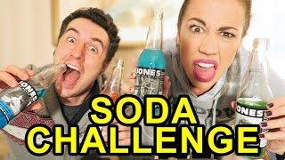 Soda Challenge w/ Colleen Evans