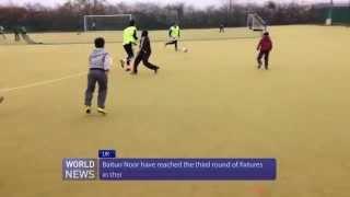 Atfal Football - Baitun Noor Region UK