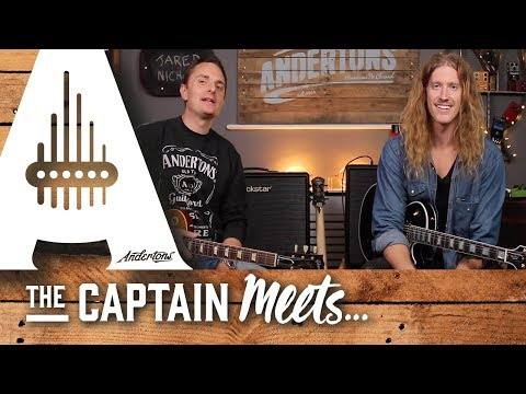 The Captain Meets - Jared Nichols
