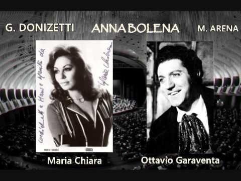 """Maria Chiara & Ottavio Garaventa-Anna Bolena-""""S'ei t'aborre...Giudici... ad Anna!!"""""""
