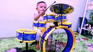 E70 Mainan Edukasi Anak Perempuan Laki Laki Alat Musik Set Drum Band Hadiah Kado Ulang Tahun Mainan Anak Murah
