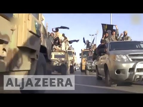 Syria army in crossroads with rebel group over mission to take ISIL's Raqqa