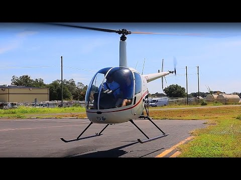 Hovering a Helicopter is Hilariously Hard - Smarter Every Day 145