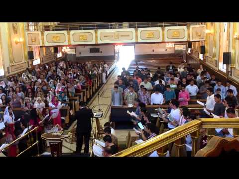 ♫ LLDM US CHOIR ♫ Choral Rehearsal in EAST LA | Wake the Song of Jubilee
