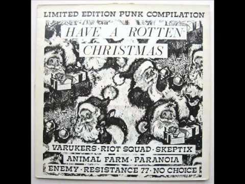 Have A Rotten Xmas - Side 1 [Full LP vinyl rip]
