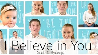 I Believe in You - Michael Bublé [Official A Cappella Music Video]