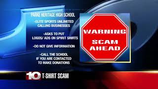 Local school corporation issues scam warning for businesses